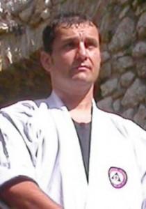 Christoph Hueber Sensei Seibukan Jujutsu