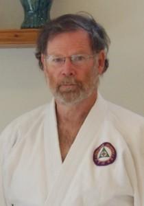 Mike Sauders Sensei Seibukan Jujutsu