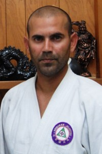 William Candelario Sensei Seibukan Jujutsu