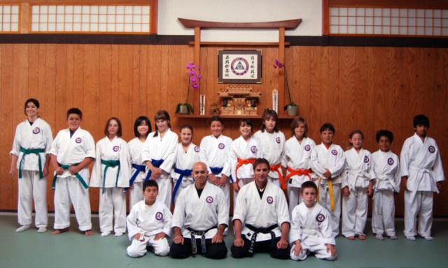 Seibukan Jujutsu Martial Art Junior
