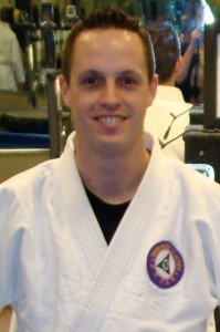 Adam Ohsberg Sensei Seibukan Jujutsu