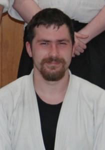 Logan Thornton Sensei Seibukan Jujutsu